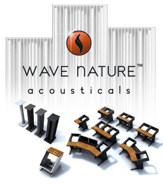 Wave Nature Logo
